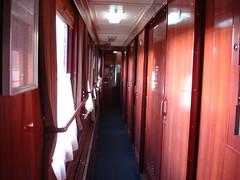 First class corridor