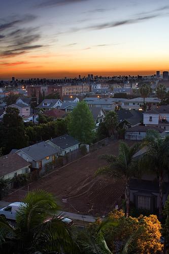 Los Feliz Development & Sunset