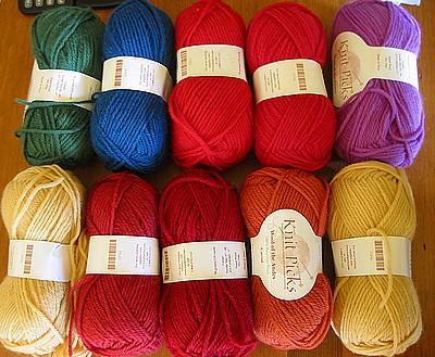 KP yarn