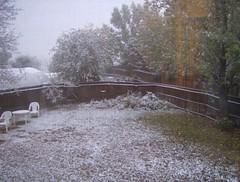 1st snow 2006