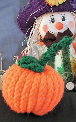 Knifty Knitter Pumpkin