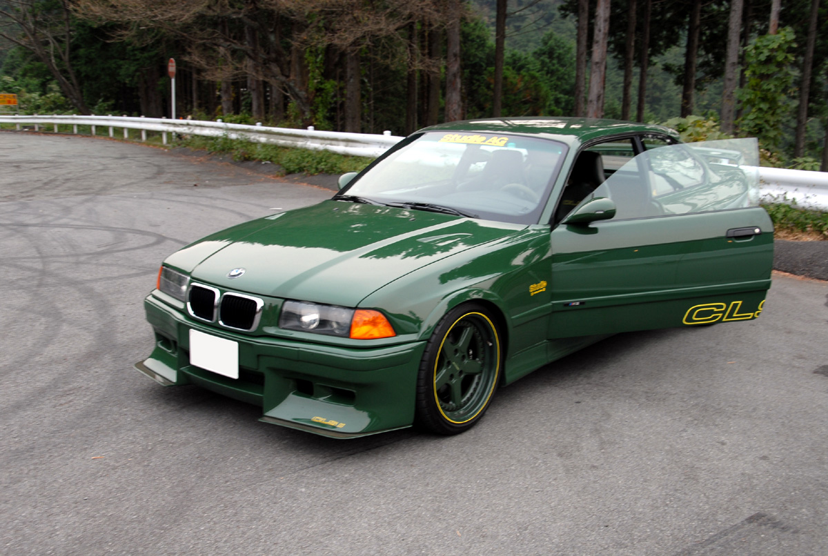 E90 Car of the Month - December 2006) -- My BMW 320si is WTCC Look ...