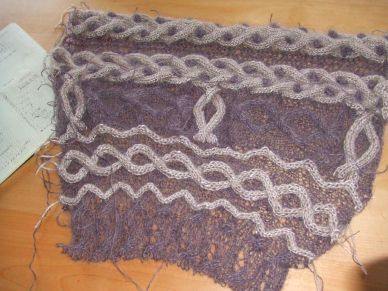 Cable Shrug First Trial