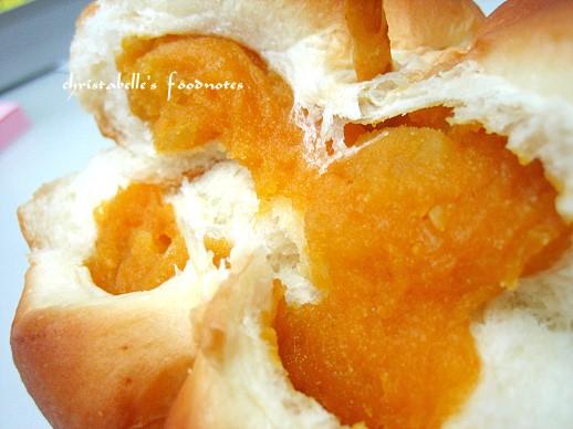 06'  7-11萬聖南瓜麵包 Halloween Pumpkin Bun