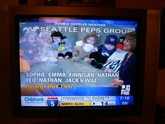 Nathan's on TV!