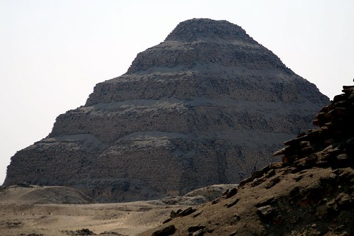 The Step Pyramid of Saqqarah