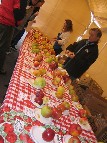 Heirloom Apple Samples