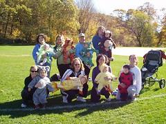 Stroller class Halloween