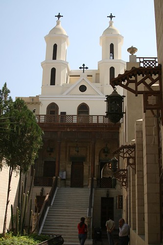 Coptic Hanging Church