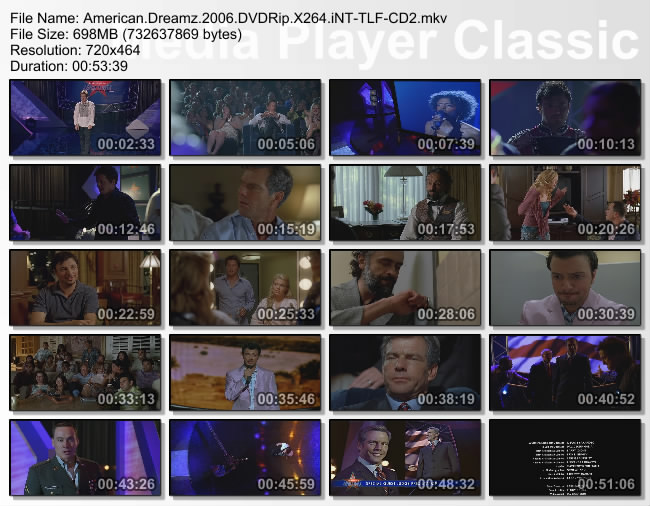 American.Dreamz.2006.DVDRip.X264.iNT-TLF-CD2