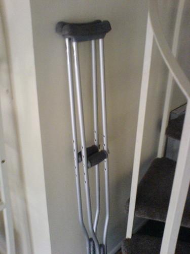 Off Crutches