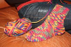 Lina's socks