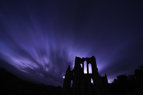 Rievaulx Abbey, Yorkshire UK