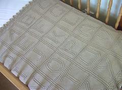 Alphabet blanket #1