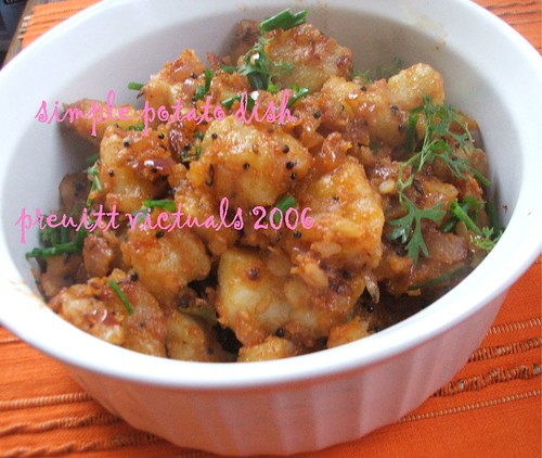 easy recipe simple potatoes