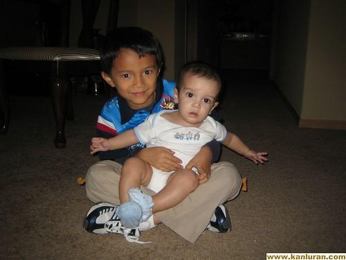 Logan and Eli
