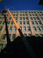 Crane & Building