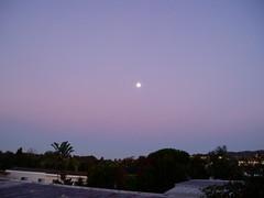 Moonset - 5:55 a.m.
