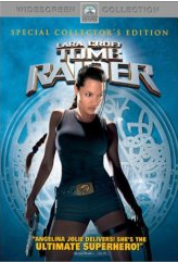 Lara Croft- Tomb Raider movie