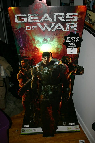 I got Gears of War collectors Edition. How could I not?