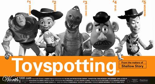 Toys potting