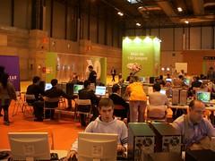 gnuLineX en el SIMO 2006