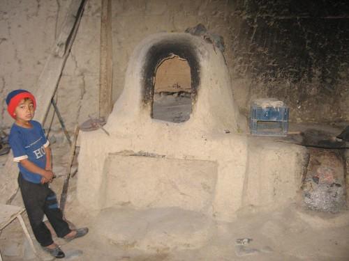 Oven, Sarazm Village, Tajikistan / オーブン(タジキスタン、サラザム村)