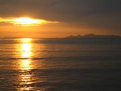 Sunset over Koh Pangnang