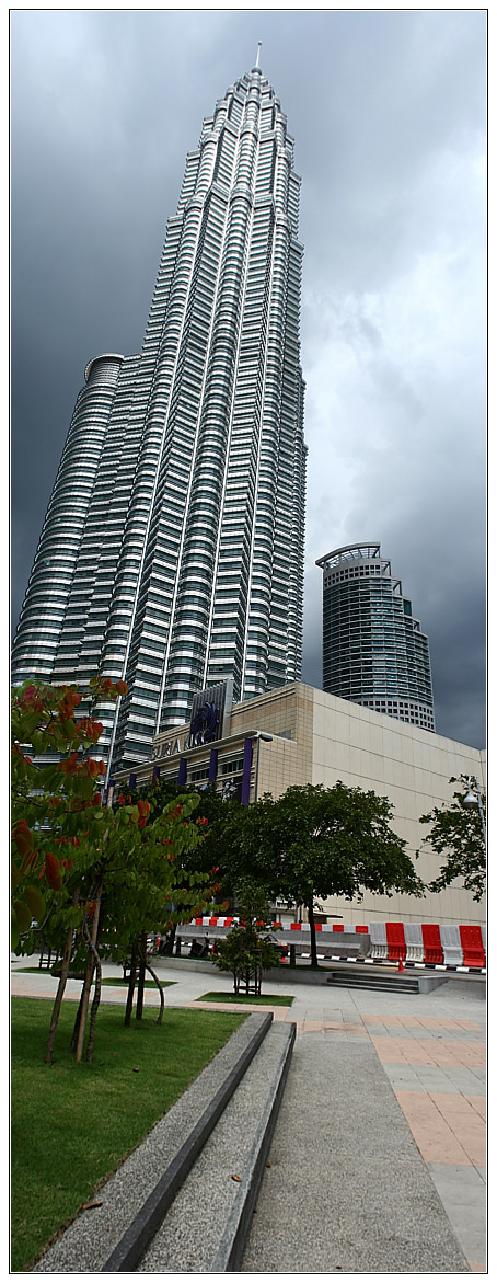 Petronas Tower Pano