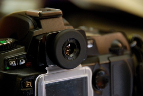 Olympus ME-1 & Nikon D70