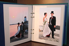 my sister's wedding album # 6
