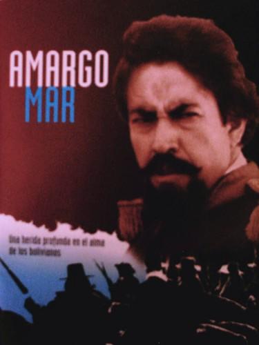 Amargo Mar Afiche