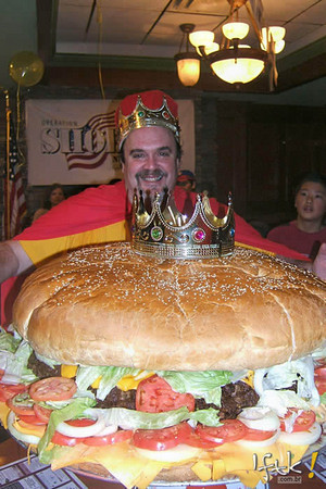 47 kilo Hamburger