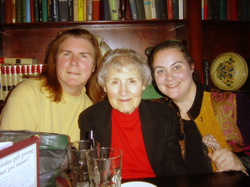 Aunt Jan, Mamie and Me