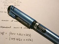 我要的是藍筆啊 -_-