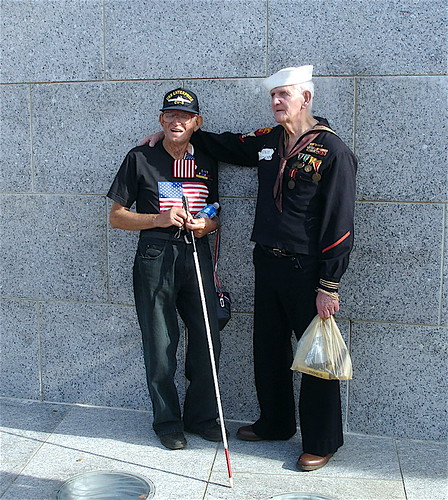two vets