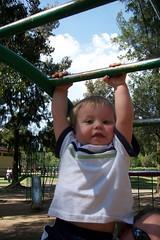 Nathan hanging around