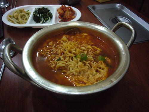 Jjambbong Ramyeon