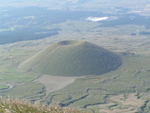 AsoSan petit volcan