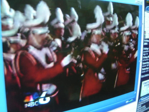 Virtual(ish) marching band.
