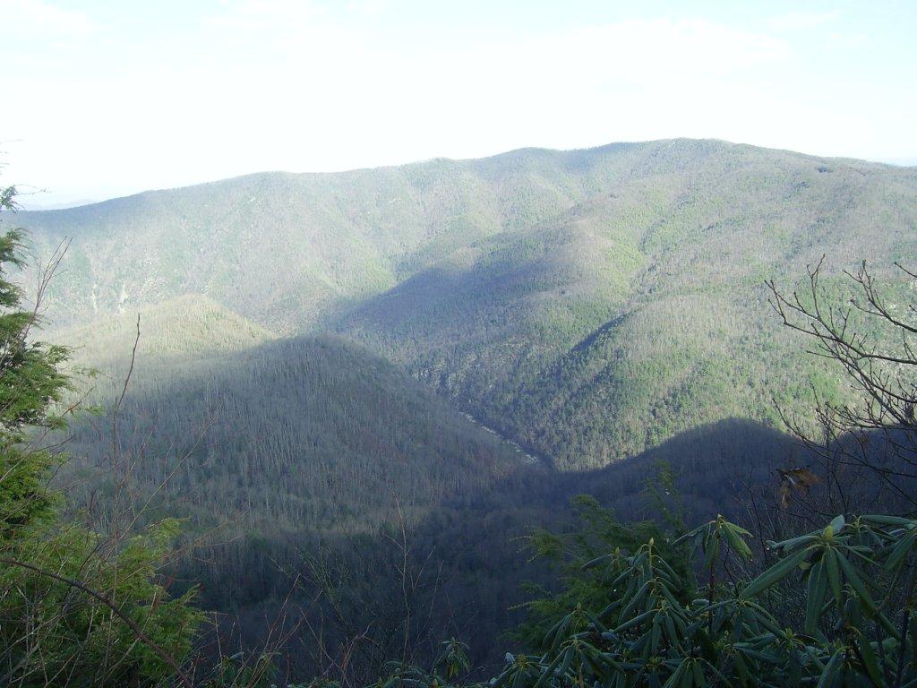 Nolichuckey Gorge