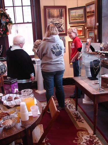 Christmas Openhouse 200617