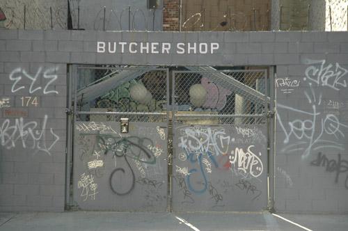 Former Butcher Shop