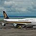747s, Auckland, 22 November 2006