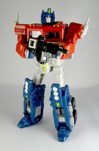 Classics Optimus Prime (Deluxe)