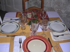 Table, Thanksgiving