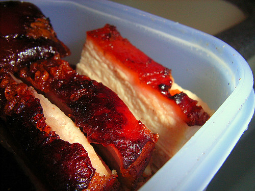 Roast Crackling Pork Belly