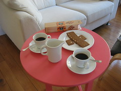 Café de la tarde