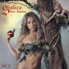 shakira-oral_fixation_vol_2_cover
