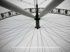 London Eye no fog©